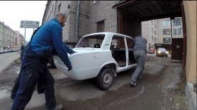 Восстановление ВАЗ 2101 СНЕЖОК  за 180000 рублей