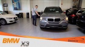 Осмотр BMW X3 в Германии.