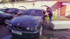 Как у меня сгорел бумер за 150 тыс рублей ! BMW E39 финал. 11 серия