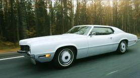 Тест-драйв Ford Thunderbird 1970.