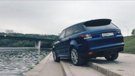 Бородатая Езда. Range Rover SVR