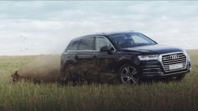 Audi Q7.Кватродизель.Anton Avtoman.