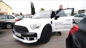 NEU Mini Cooper D Countryman 2017