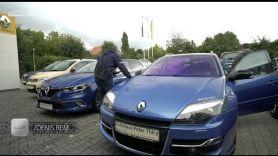 Renault laguna diesel 2.0 dci в ГАВ…. /// Авто из Германии