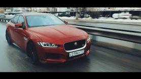 Бородатая Езда. Jaguar XE S
