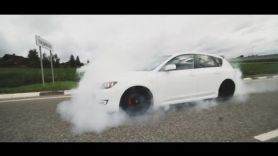 Mazda3 MPS НЕ ВАЛИТ и сломалась во время съемок