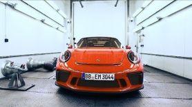 ТЕСТ в ЭКСТРЕМАЛЬНЫХ УСЛОВИЯХ / НОВЫЙ Porsche 911 GT3