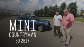MINI COUNTRYMAN SD 2017/ФОКУСНИК АЛЕКСАНДР МУРАТАЕВ/БОЛЬШОЙ ТЕСТ ДРАЙВ COLLABA