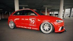 Audi RSQ3 - Пушкагонка.