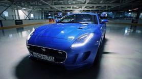 Избыточная роскошь - Jaguar F-Type.