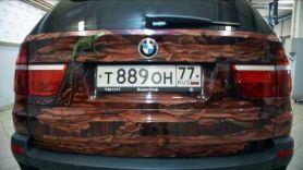 BMW X5 E70. Потратили на ремонт 210 тысяч рублей и довели до идеала.