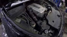 Стучащий мотор Инфинити ч. 1
