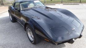 1974, #Corvette #C3. Лудим, Варим, Красим или Восстановление Из Пепла. часть 1.