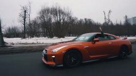 Nissan GT-R 2017.Тест-драйв.Anton Avtoman.