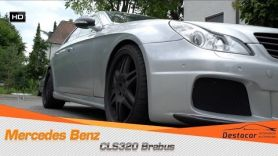Mercedes Benz Brabus CLS320