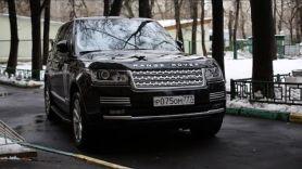Что не так с Range Rover/Рендж Ровер 2013 г.в. за 11 млн? Разбор Лиса рулит