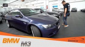 Осмотр BMW M3 E92 2013 год