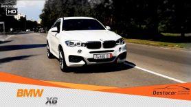 BMW X6 2016 Автомобили из Германии