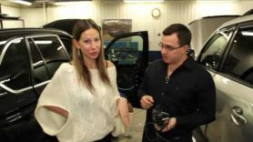 Как угоняют Лэнд Крузеры/Toyota Land Cruiser