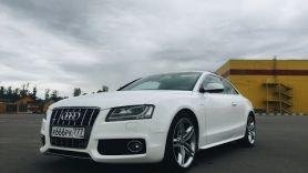Audi S5 с пробегом 110 тысяч км. Дрова или спорткар?