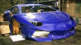 Replica Lamborghini Aventador / Часть 2. Купили донора!