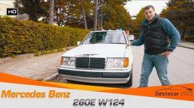 Что можно купить в Германии за 1350€? Покупка Mercedes Benz E260 1992г.