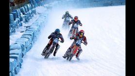 Спидвей 2019. Чемпионат мира. Алматы. Медеу. ice speedway stage 1.