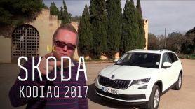 САМЫЙ БЕЗБАШЕННЫЙ ТЕСТ SKODA KODIAQ 2017