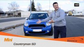 Мега позитивное видео. Осмотр Mini Countryman SD в Германии