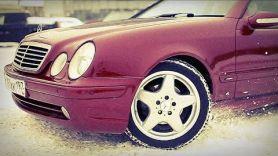 Мерседес CLK. Отзывы владельцев, истории 9 машин. В гостях у Mercedes CLK 208 Club. Обзор Лиса Рулит
