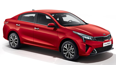 Kia Rio IV facelift