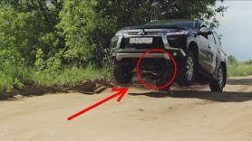 "Mitsubishi Pajero Sport.""Дизельселект"""