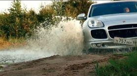 Авто за 400к / Porsche Cayenne 2003г. 450 л.с. Расходы за 3 месяца эксплуатации
