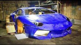 Replica Lamborghini / Часть 5. Сравнение с настоящей Ламборгини. Работа над донором