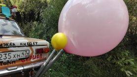 Сериал Печалька #46 Как накачать шарик глушителем до 2х МЕТРОВ))