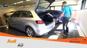 Audi A3 прокурен