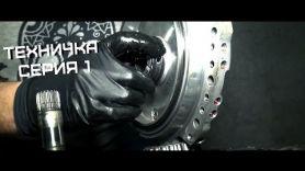 """""""Техничка """" 1 серия: АКПП A6MF1 4WD"""