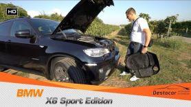 BMW X6 E71 Sport Edition.  Автомобили из Германии