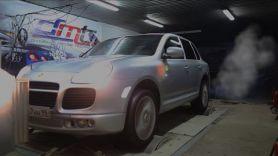 КАК ВЗОРВАТЬ МОТОР на Porsche Cayenne Turbo