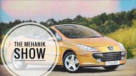 Машина для девочек. Peugeot 307 Coupe Cabriolet.