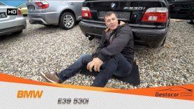 Стоит посмотреть! Покупка BMW E39 530i в Германии