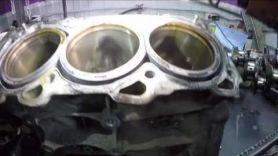 Что стало с мотором Инфинити. ч. 2