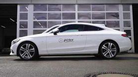 Обзор Mercedes-Benz C-Class Coupe!