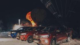 Испытание Toyota Hilux 2016. Бородатая Езда