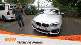 Купили BMW 120d M Paket для Испании