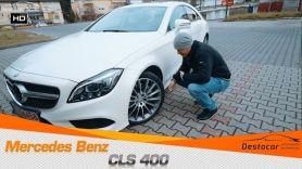 Осмотр CLS400 2016 год