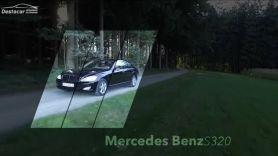 Замена R134A Mercedes Benz S320 W221
