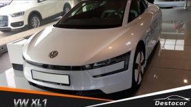 VW XL1 их всего 250 штук в мире.