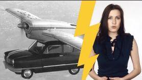 БабДрайв: Как в России изобретут летающий автомобиль