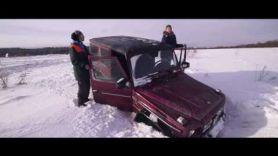 Уронили розовый Гелик G63 в ЯМУ! Тащим УАЗом!